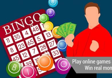 Play games and win real money